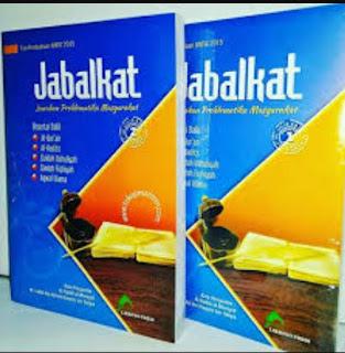 Buku Jabalkat, Jawaban Problematika Umat Toko Buku Aswaja Surabaya