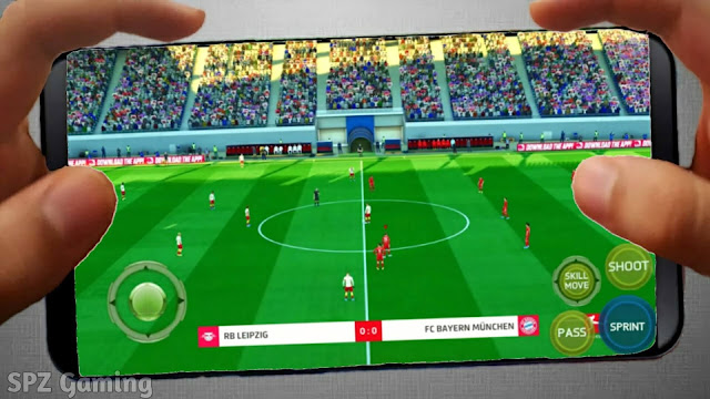 Download FIFA 21 Mobile Android Offline 800 MB New Update Best Graphics