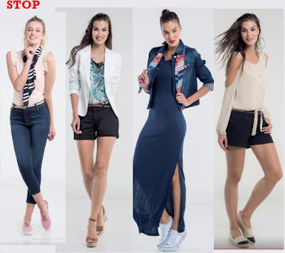 ropa de mujer 2017 stop