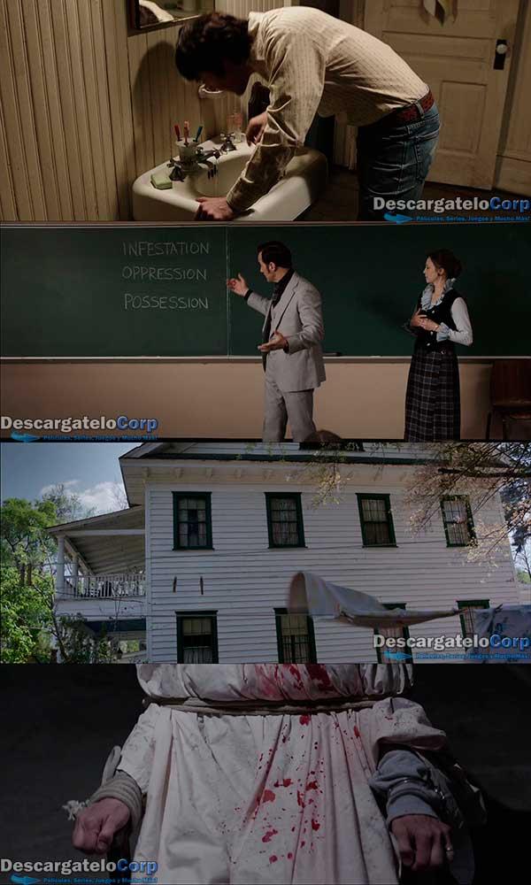 El Conjuro HD 1080p Latino
