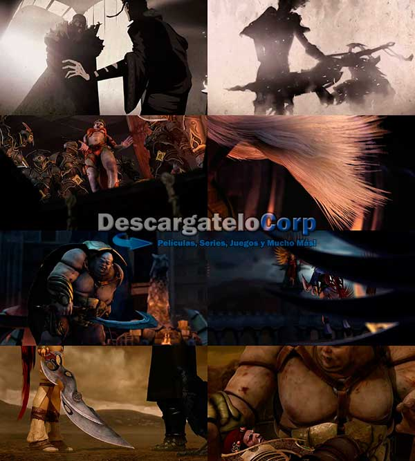 Heavenly Sword DVDRip Latino