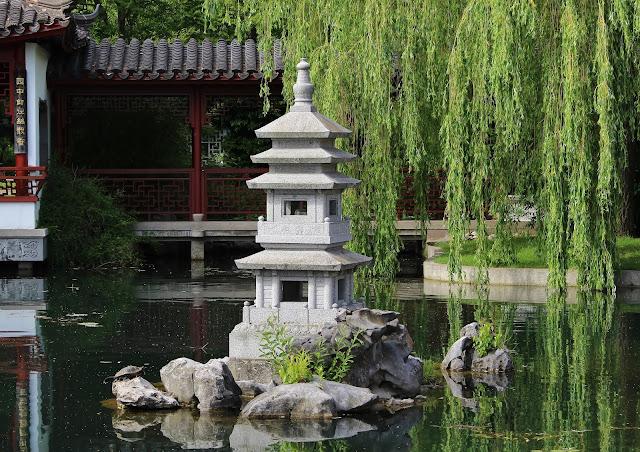 Chinesischer Garten - Gärten der Welt Berlin
