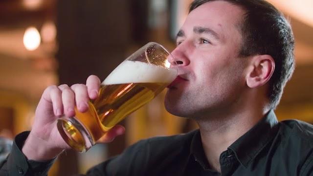 How Alcohol  Endangers  Men Health