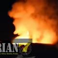 Ditinggal Tarawih, Sebuah Rumah di Grabag Terbakar