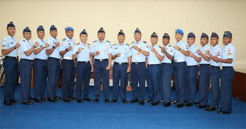 Sumber Foto Penerangan Pangkalan TNI AU Supadio