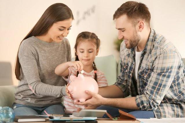 Cara Mengajari Anak Menabung