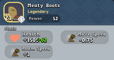 Boots: Meaty Boots