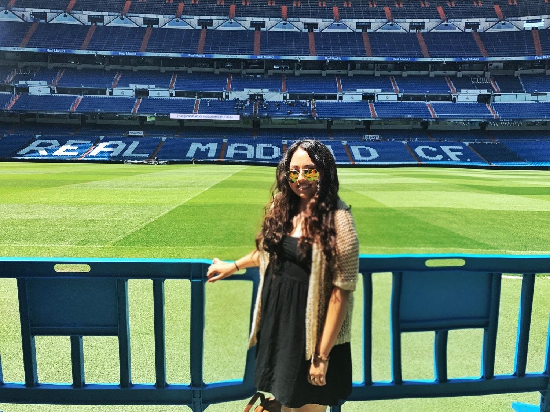 Real Madrid Stadium Experience