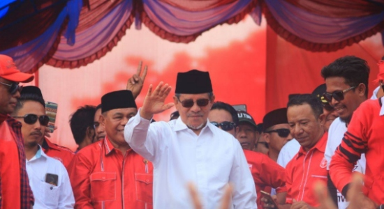 PKB Klaim Gubernur Maluku Utara Kader PKS Dukung Jokowi