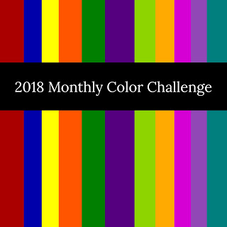 2018 Monthly Color Challenge