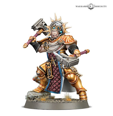 Stormcast Malign Portents