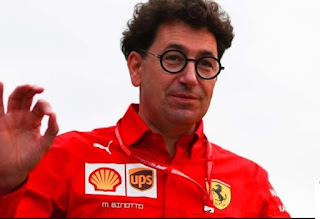 Ferrari Binotto F1
