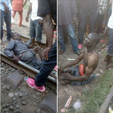 He isn't a ritualist, Nigeria man voice out on social media