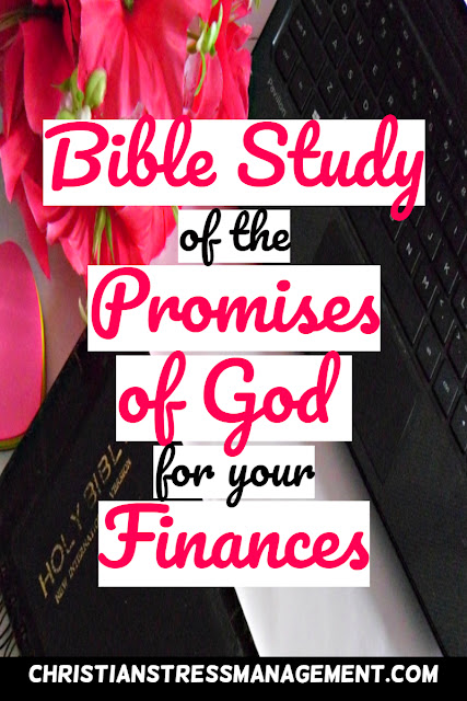 Bible Study on the Promises of God for your Finances
