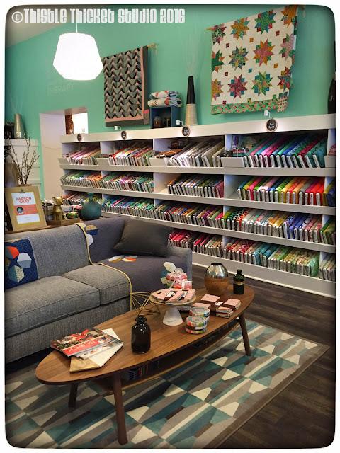 Missouri Star Quilt Co. on Thistle Thicket Studio. www.thistlethicketstudio.com