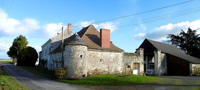 La Ferme de la Houdriere, Vienne, France. Photo by Loire Valley Time Travel.