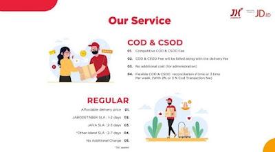 layanan dari JX Indonesia