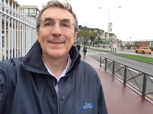 Philippe Dornbusch, Directeur de Chess & Strategy