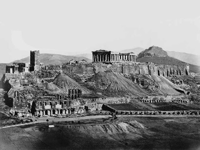 Fotografías antiguas de Europa en la década de 1850