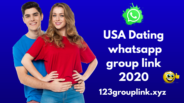 Join 801+ usa dating whatsapp group link