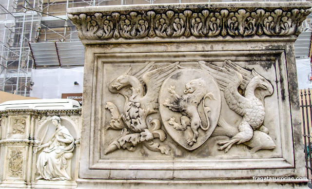 Fonte Gaia, Siena, Itália