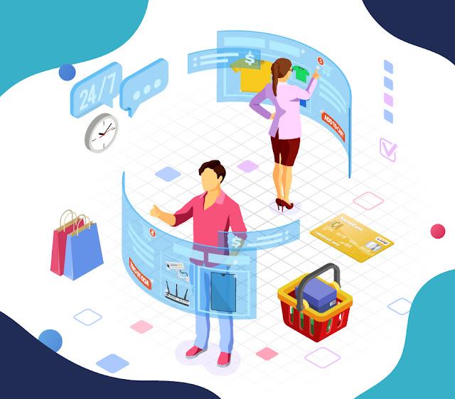 mantenimiento tiendas online