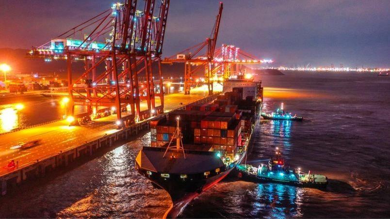 Caos logístico marítimo global deverá se estender até 2022