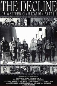 Poster The Decline of Western Civilization Part III