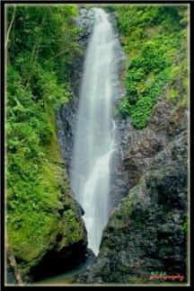 Pemandangan Indah Objek Wisata Air terjun Katangka, Kab. Enrekang