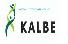Lowongan Kerja PT. Kalbe Farma Tbk Jakarta Bulan Agustus Tahun 2021