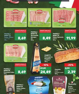 promotii carne kaufland catalog saptamana italiana 9 octombrie 2019