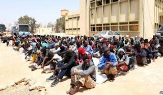 Libya arrests gang torturing Nigerians, Africans