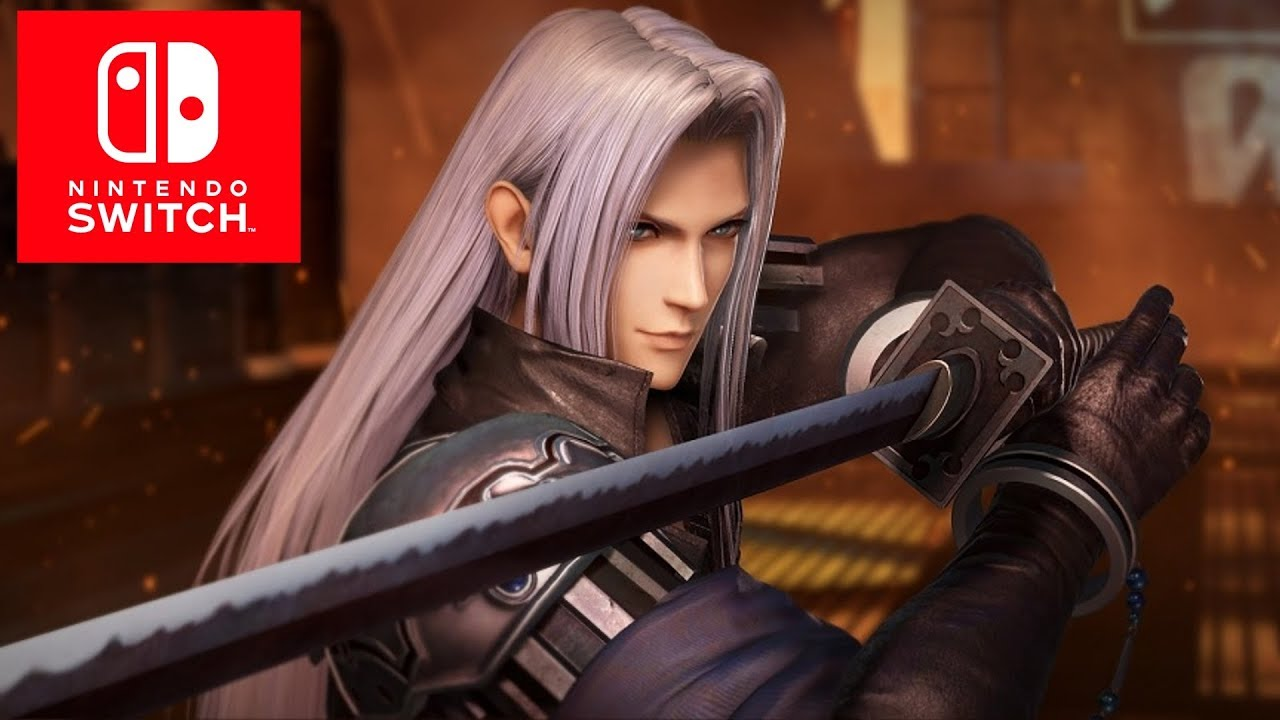 Super Smash Bros. Ultimate, Sephiroth: how to unlock it before its release?