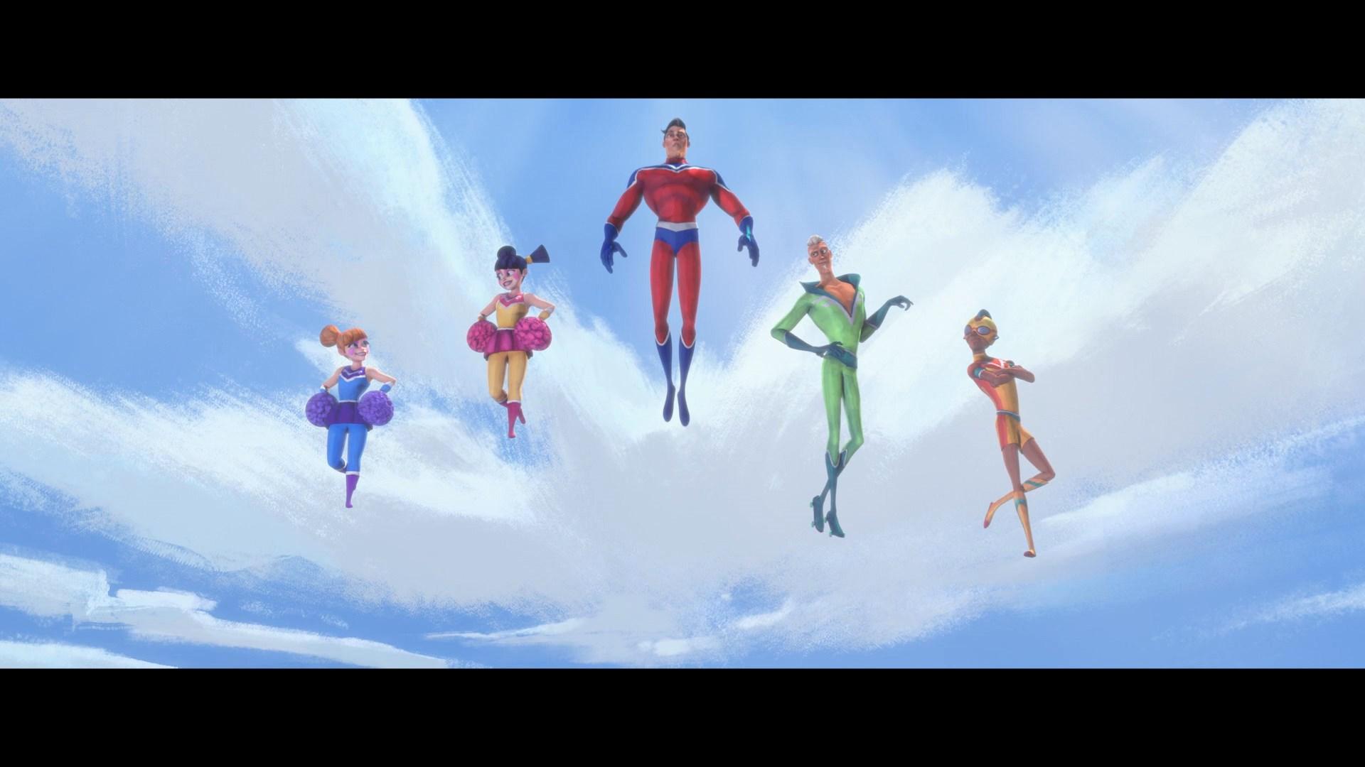 Supervillanos (2018) 1080p WEB-DL Latino