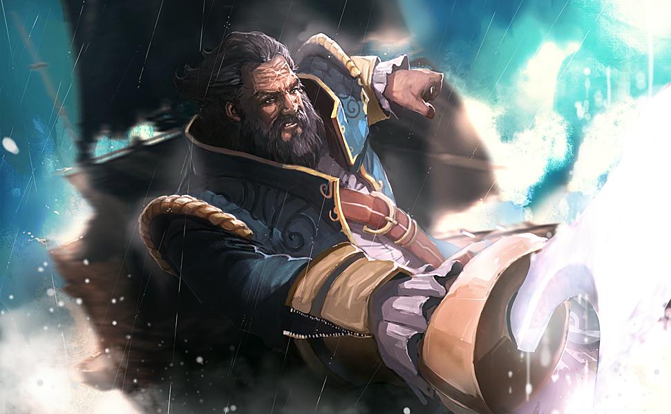 Leonart JO: Admiral KUNKKA!