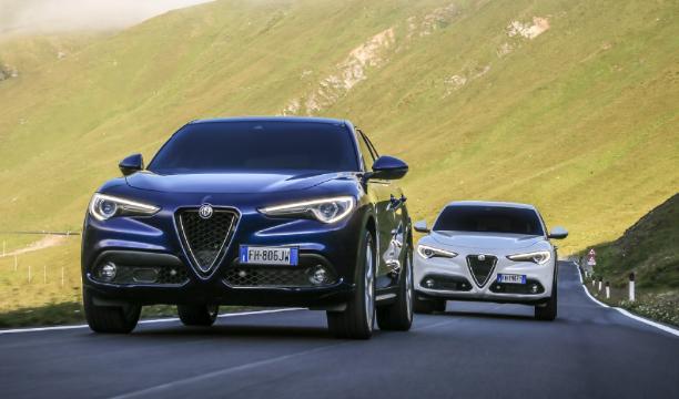 2019 Alfa Romeo Stelvio 2.0T and 2.2D Euro-Spec Review