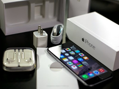 iPhone 6S lock qua su dung