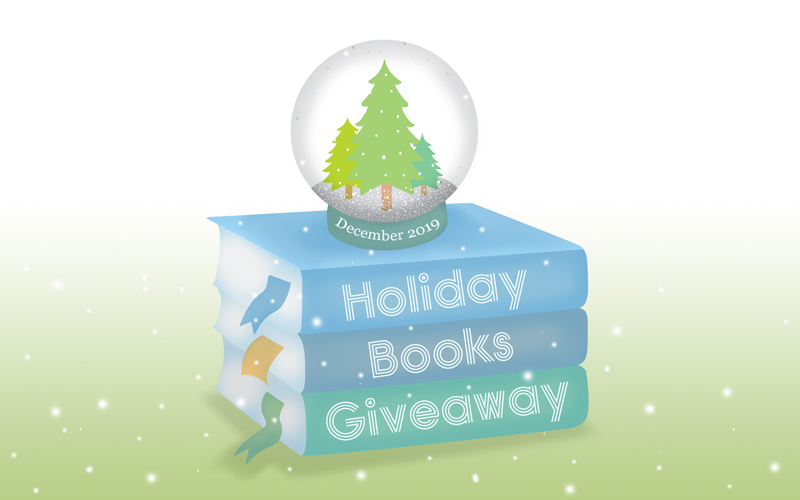 December Holiday Books Giveaway