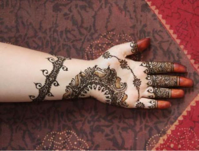 Top 100 Eid Mehndi Designs 2016