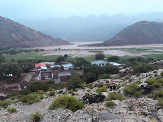 Casa Grande und viele andere Dörfer überschwemmt also nicht nur Tupiza hat es hart getroffen
