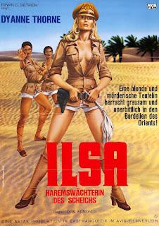 Ilsa, la hiena del harén (1976) (Castellano)