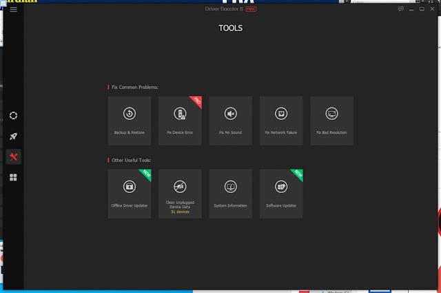 يحافظ Driver Booster 8 على تحديث برامج التشغيل الخاصة بك حتى بدون اتصال بالإنترنت