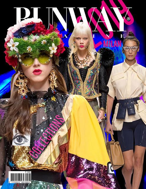 Runway Magazine 2019 Milan Collections
