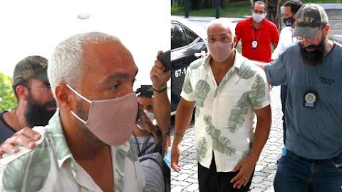 Cantor Belo é preso em Angra dos Reis, em operação da Polícia Civil