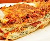 Vegetable Lasagna using Bread without Oven