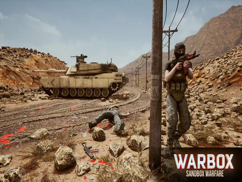Download Warbox Free Full Game For PC