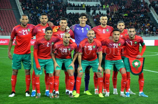 الفيفا تصنف المنتخب المغربي ثالث أقوى منتخب عربي قراو التفاصيل⇓⇓⇓