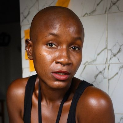 """""""The gays are taking over"""" - Nigerian lesbian, Amara reveals after an LGBT gathering in Abuja where they ''ate, drank and kissed'' (Watch videos)"""