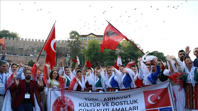 Turkish-Albanian Cultural Days Held in Bursa city