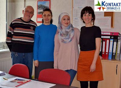 Migrationsberatung der Migrantenselbstorganisation (MSO) Kontakt Eberswalde e.V.